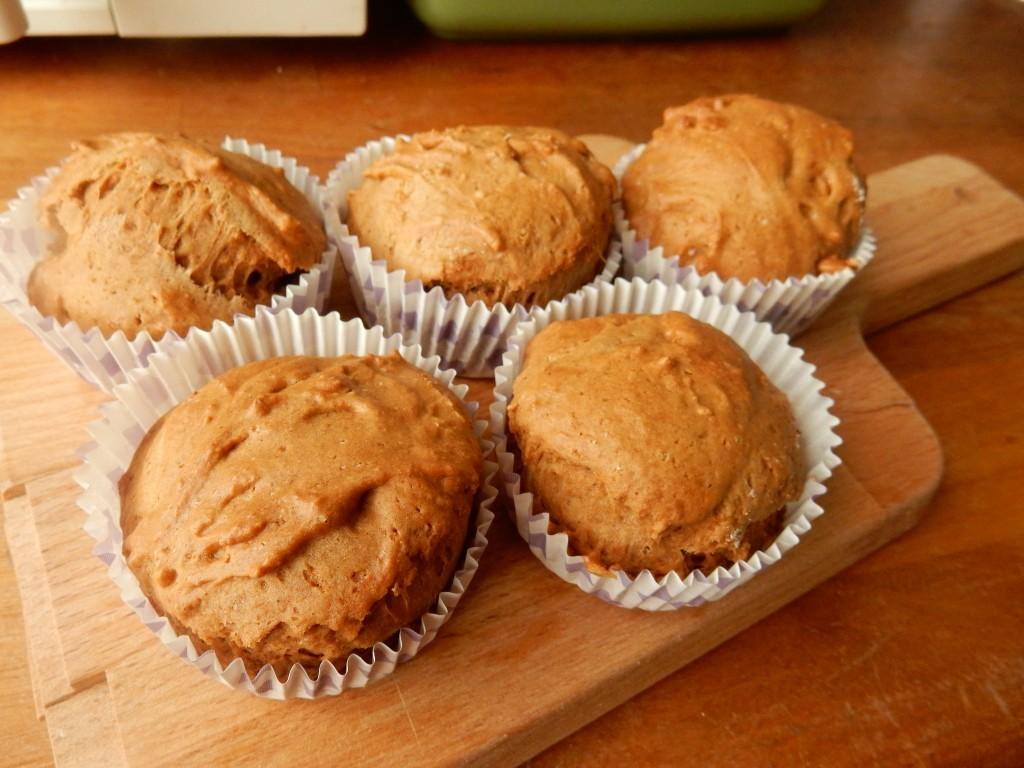 Kruidige cupcakes met speculaassmaak - Chez Bo