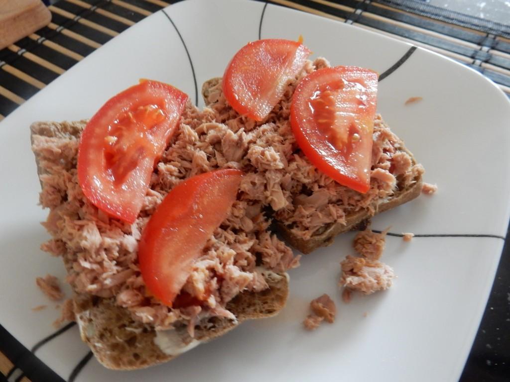 Broodje Tonijnsalade - Chez Bo