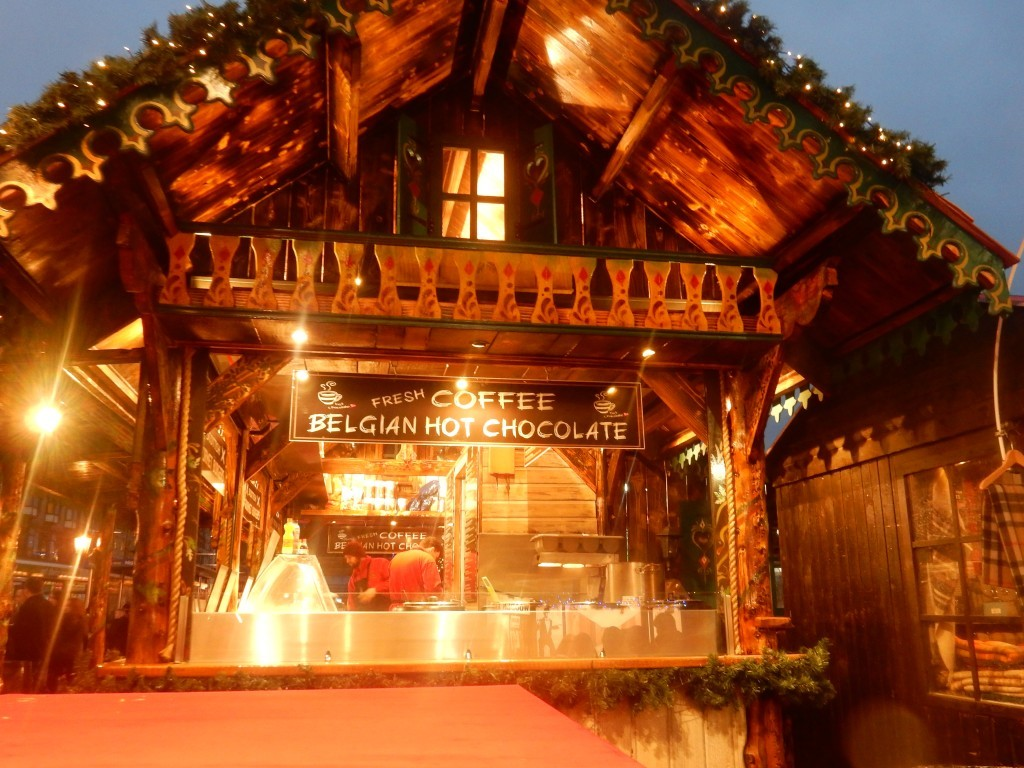 Belgian Hot Chocolade - Chez Bo