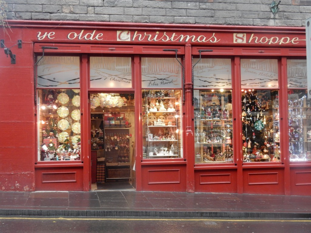 Christmas shop - Chez Bo