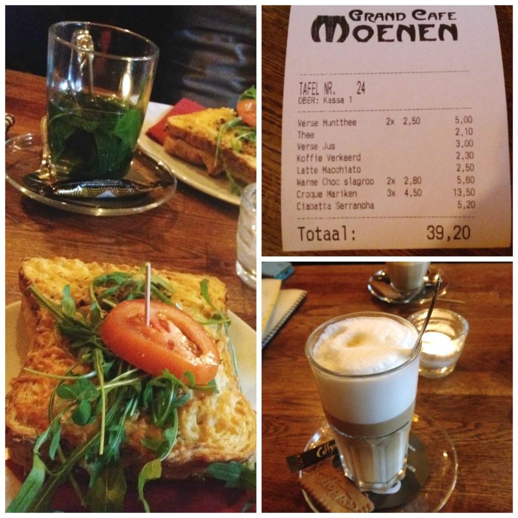 Café moenen