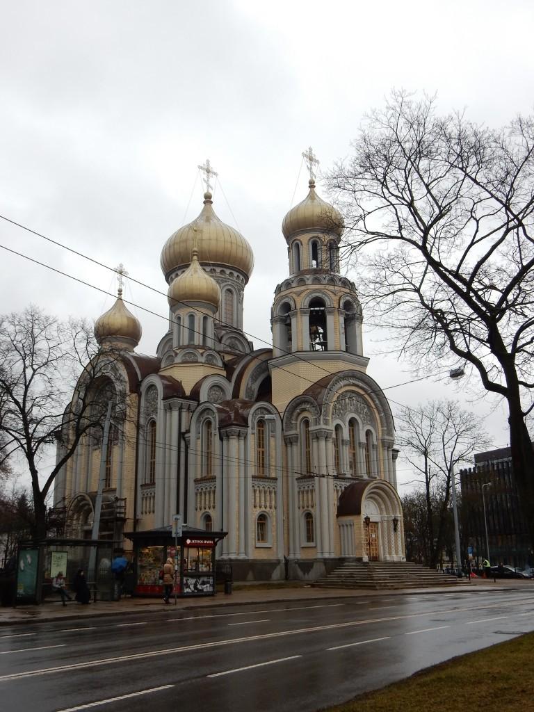 Kerk Vilnius - www.zo-ofzo.nl