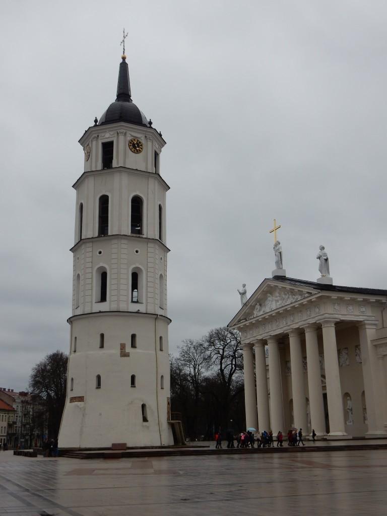 Kathedraal Vilnius - www.zo-ofzo.nl