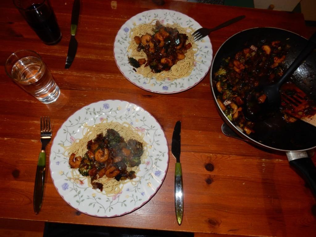Chinese wokschotel - www.zo-ofzo.nl