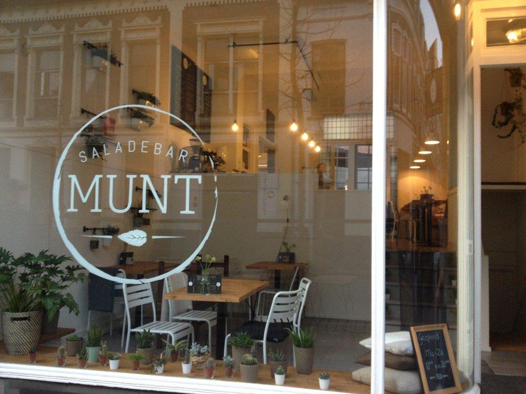 Saladebar Munt - www.zo-ofzo.nl