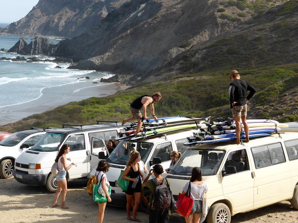 Surfen in Portugal - www.zo-ofzo.nl